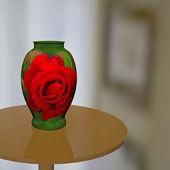 вазы в интерьере. — Стоковое фото