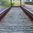 End of the line — Stock Photo #27210203