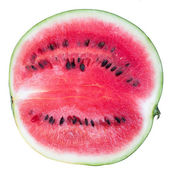 Half of watermelon — Stock Photo