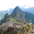 Machu Picchu with the Urubamba River below — Stock Photo