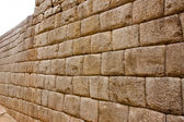 Stonework at Machu Picchu — Stock Photo