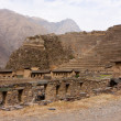 Stock Photo: Ollantaytambo - IncRuins