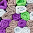 Stockfoto: Colorful towel