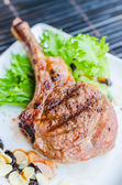Rib Steak — Stock Photo