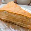Crepe cake — Stock Photo #33085669