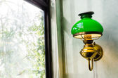 Old vintage lamp — Photo