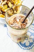 Granizado de café — Foto de Stock
