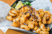 Crispy Squid — Stock Photo
