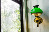 Old vintage lamp — Foto de Stock