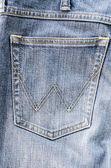 Jeans — Zdjęcie stockowe
