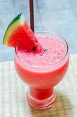 西瓜汁 — 图库照片