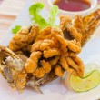 Fried fish — Stock Photo #33110957