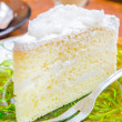 Stock Photo: coconut cake&quot
