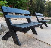Chair on the beach — Stock Photo