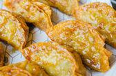 Fried Dumpling — Stock Photo