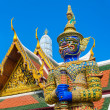 Tradition thai style statue — Stockfoto