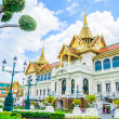 Grand palace landmark of bangkok Thailand — Stock Photo