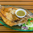 Fried fish — Stock Photo #33139387