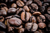 Textura de granos de café — Foto de Stock