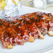 Barbecue pork spareribs — Stock Photo #33145451