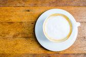 кофе капучино — Стоковое фото