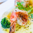 King prawns — Stock Photo