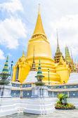 Emerald temple — Stock Photo