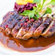Duck breast — Stock Photo #33163207