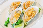 Oyster — Foto de Stock