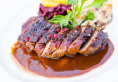 Duck breast — Stock Photo