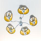 De lamp — Stockfoto