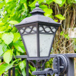 Black lamp — Stockfoto