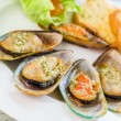 Stock Photo: Mussel