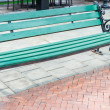 Stock Photo: The Bench