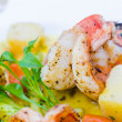 King prawns — Stock Photo #33178769