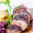Duck breast — Stock Photo #33179089