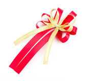 Red Bow — Stockfoto
