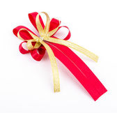 Red Bow — Foto Stock