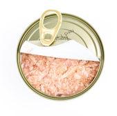 Tuna can — Stock Photo
