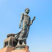 Büyük heykeli — Stok fotoğraf