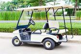 Golf cart — Stock Photo