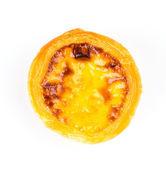 Egg tart — Stock Photo
