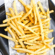 french fried — Stock Photo