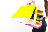 Shopping väska — Stockfoto