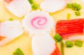 Vařená vejce — Stock fotografie