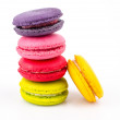 Colorful macaroon — Stock Photo