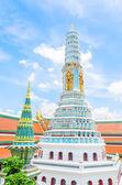 Emerald temple — Stock fotografie