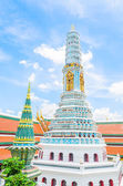 Emerald temple — Stockfoto