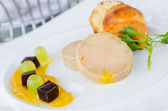 Foie gras — Stock Photo