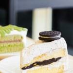 Cookie cake — Stock Photo #35489081